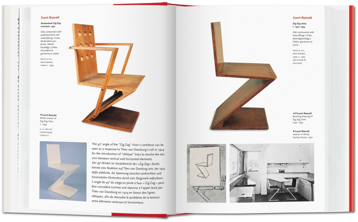 1000 Chairs - Charlotte & Peter Fiell – Design Books
